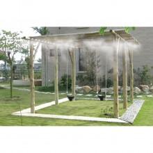 Sistem de racire cu ceata pentru terasa, prin pulverizare, 10 m [2]