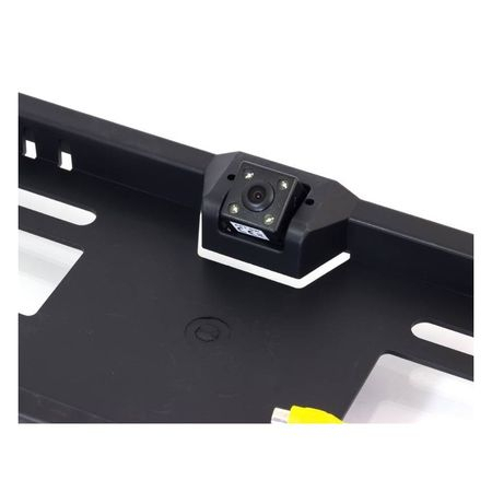 Suport Numar Auto cu Camera, Unghi filmare 170 grade, Night vision [3]