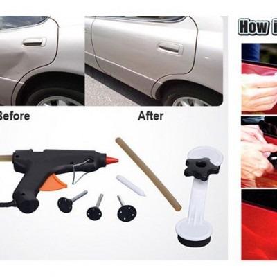 Kit indreptare si reparații îndoituri caroserie tabla auto Dent & Ding [2]