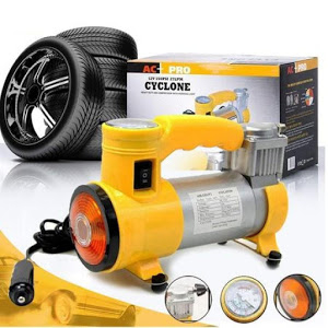 Compresor auto, cyclo DС-20, 12 V, 35 l / min, 150 PSI [1]