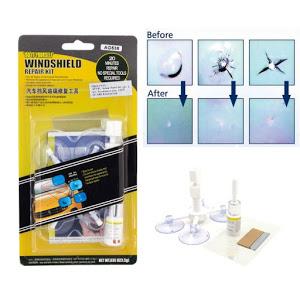 Kit pentru reparatie parbriz sau geam auto [2]