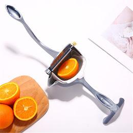 Storcator manual de citrice, presa manuala din aluminiu [2]