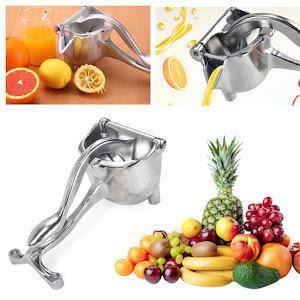 Storcator manual de citrice, presa manuala din aluminiu [0]