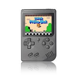 Consola de jocuri video, portabila, Retro Mini Gameboy 400 in 1 [6]