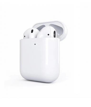 Casti i68 wireless, incarcare wireless, alb [2]