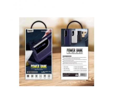 Baterie externa Powerbank Fast Charging 20000mAh Alb [0]