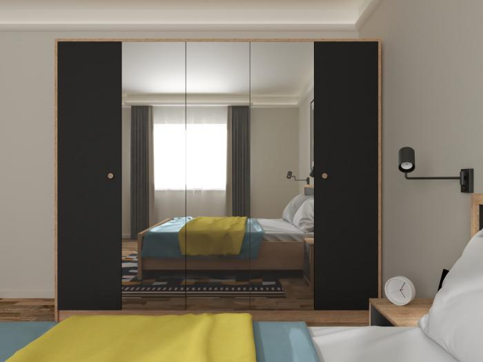 Mobila dormitor BONNIE 2