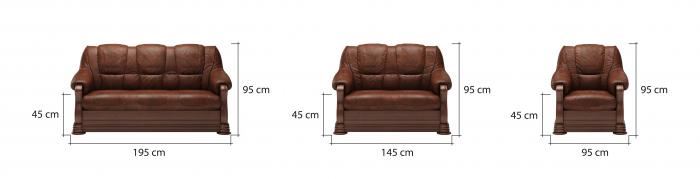 Canapea set 3 2 1 2