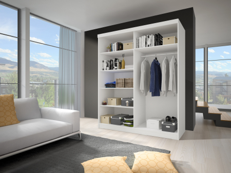 Mobila dormitor LUCCA/MULTI5