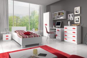 Mobila pentru camera copii si tineret SMYK I0