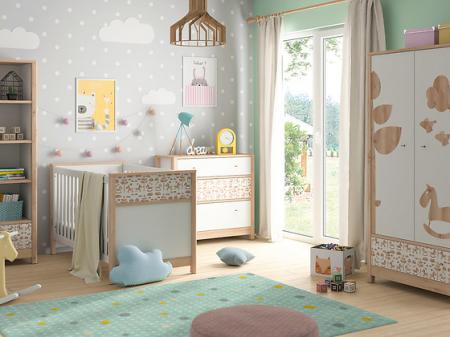 Mobila pentru camera copii TIMON0