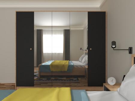 Mobila dormitor BONNIE2