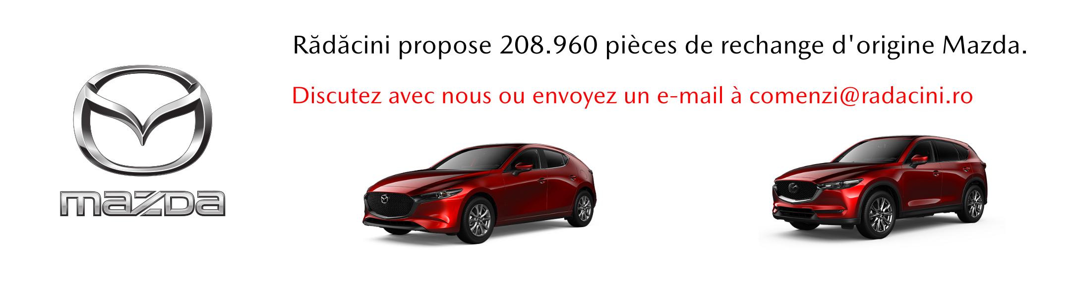 Pièces détachées d'origine Mazda