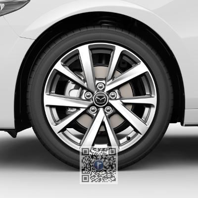 Janta de aliaj R18, design 72 Chrome Shadow, Mazda 3 BP 2018-prezent [0]