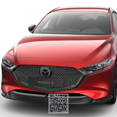 Extensiepentru bara fata - Mazda 3 BP 0
