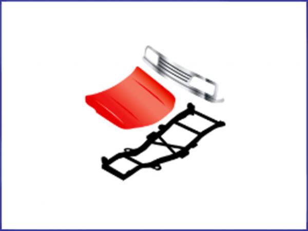 Amortizor hayon dreapta - cod 95095594 0