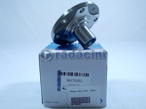 Butuc roata fata - producator X2 China cod 96176252 [0]