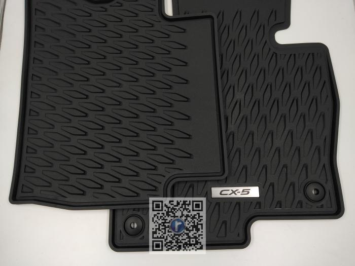 Covorase cauciuc Mazda CX-5 KF 2017-prezent KB8MV0351 0