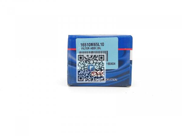 Filtru ulei K12C BALENO 16510M65L10-000 2