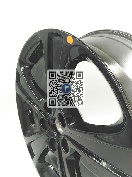 Janta aliaj R19 Black Design 2 cod 42397091 PROMOTIE 2+2 GRATUIT !!!! 1