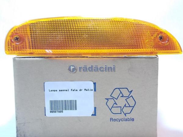 Lampa semnal fata dr cod 96507805 0