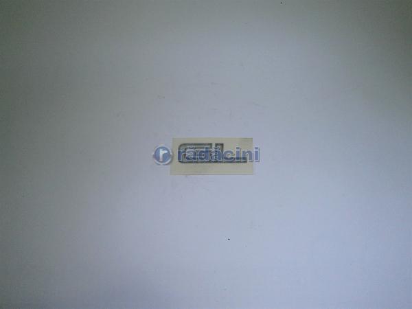 Monograma aripa GL (eticheta)  cod 96192582 0