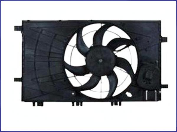 Carcasa electroventilator - cod 93743528 0