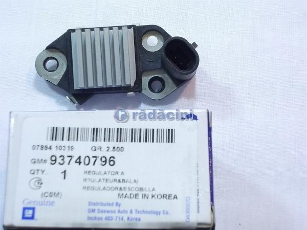 Releu alternator (dac) cod 93740796 0
