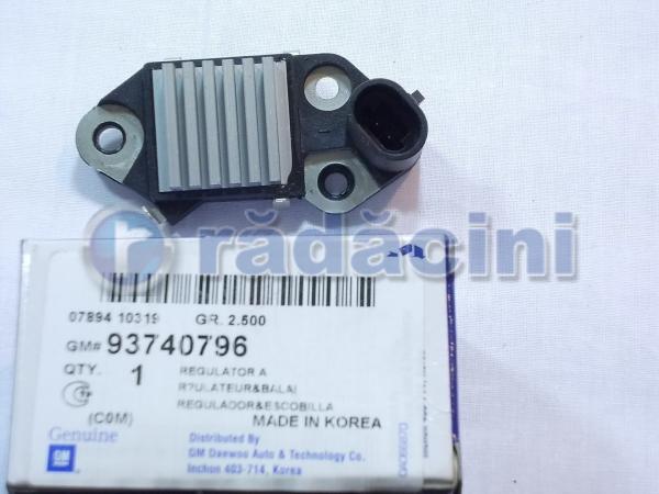 Releu alternator (dac) cod 93740796 2