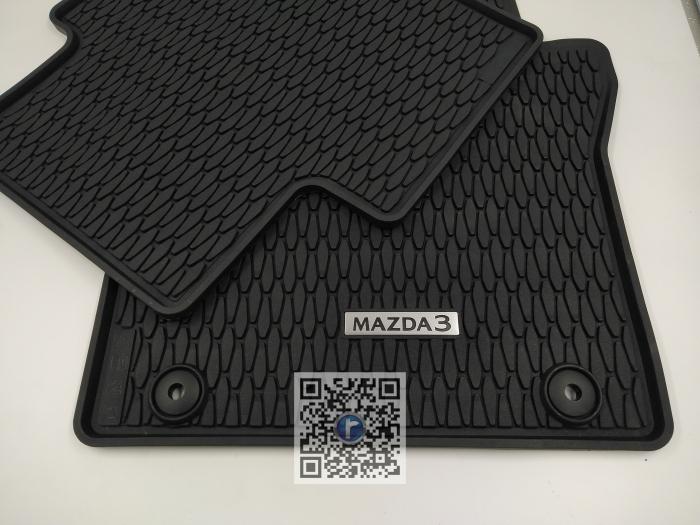 Set covorase cauciuc Mazda 3 BP 2019-prezent BDELV0350A [1]