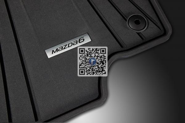 Set covorase cauciuc Mazda 6 GL SEDAN 2016-prezent GCAFV0351 1