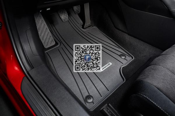 Set covorase cauciuc Mazda 6 GL SEDAN 2016-prezent GCAFV0351 0