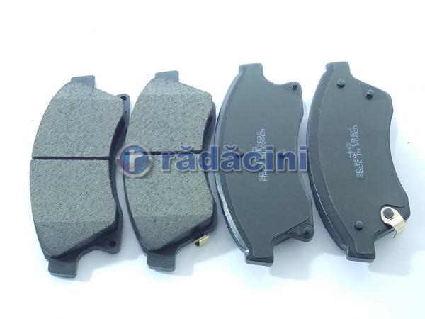 """Set placute frana fata  15"""" - producator HI-Q cod 13301207 0"""
