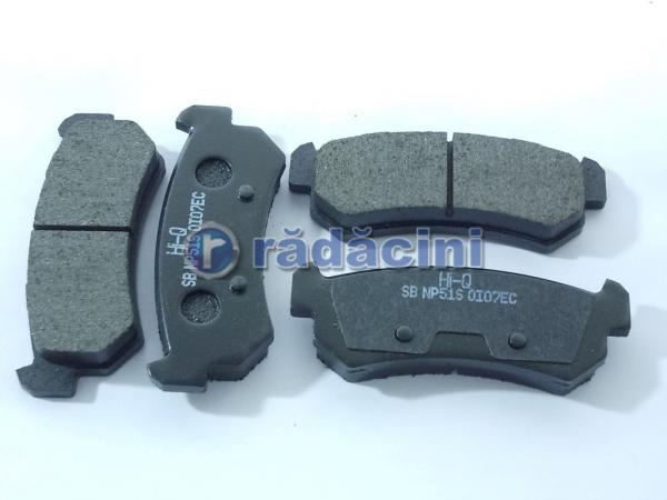 Set placute frana spate  - producator HI-Q cod 96405131 0