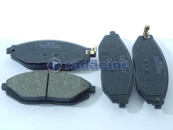 Set placute - producator VALEO cod 96682858 0