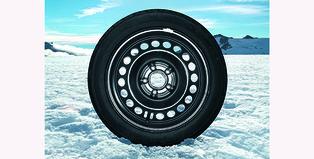 Set roti iarna Bridgestone - Opel Mokka 0