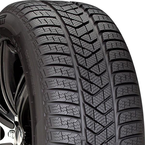 Set roti iarna Matt Black Pirelli - Mazda CX-5 KF 1