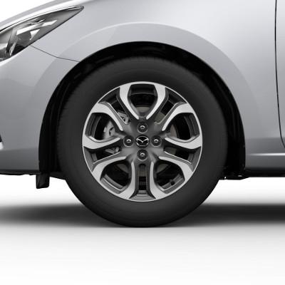 Set roti iarna R16 Diamond Cut Semperit - Mazda 2 DJ [1]