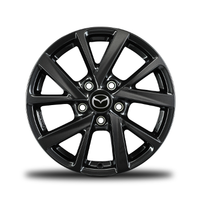 Set roti iarna R16 Palladium Goodyear - Mazda 3 BP 1