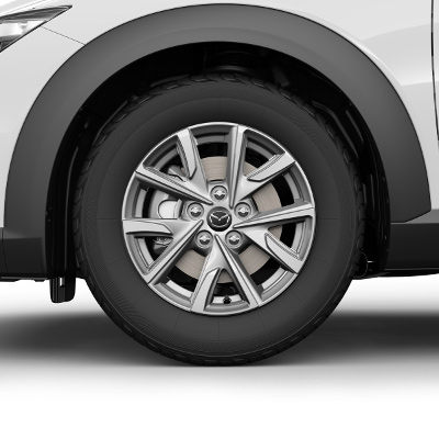 Set roti iarna R16 Silver Bridgestone - Mazda CX-3 DK [1]