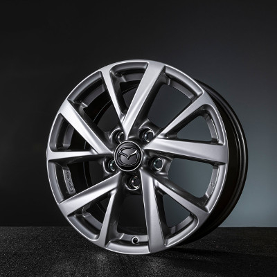 Set roti iarna R16 Silver Nokian - Mazda 3 BP 0