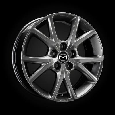 Set roti iarna R17 Hyper Gun Grey Michelin - Mazda CX-30 2WD&4WD [1]