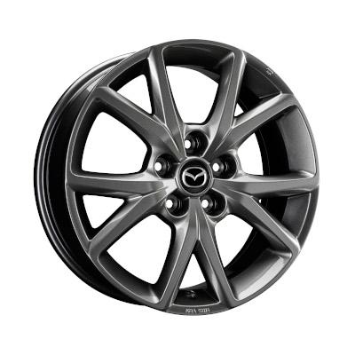 Set roti iarna R17 Hyper Gun Grey Michelin - Mazda CX-30 2WD&4WD [0]