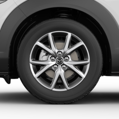 Set roti iarna R17 Hyper Gun Grey Michelin - Mazda CX-30 2WD&4WD [2]