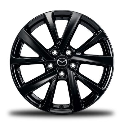 Set roti iarna R18 Black Glossy Nokian - Mazda 3 BP 2