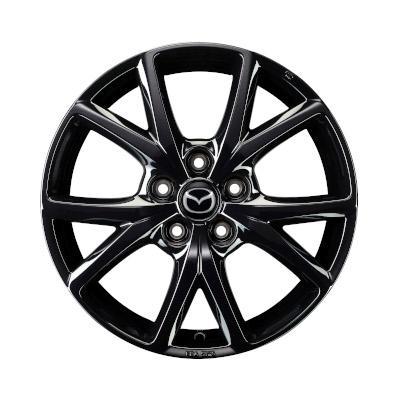 Set roti iarna R18 Glossy Black Michelin - Mazda 3 BP [0]