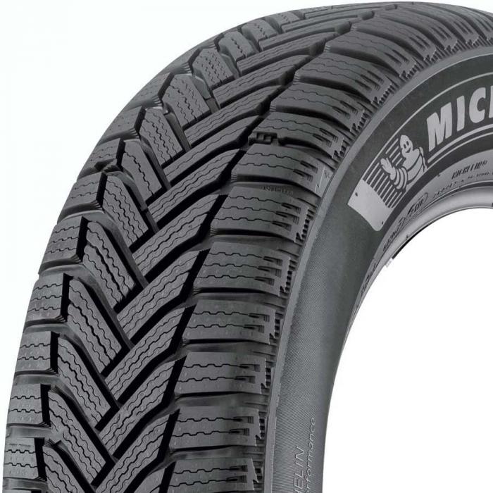 Set roti iarna R18 Glossy Black Michelin - Mazda 3 BP [3]