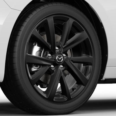 Set roti iarna R18 Glossy Black Michelin - Mazda 3 BP [2]