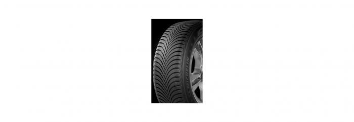 Set roti iarna R19 Bright Silver Michelin - Mazda 6 GL [2]