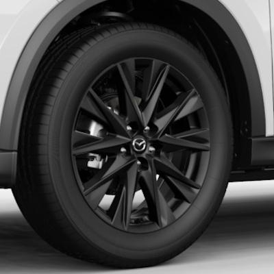 Set roti iarna R19 Matte Black Michelin - Mazda CX-5 KF [2]